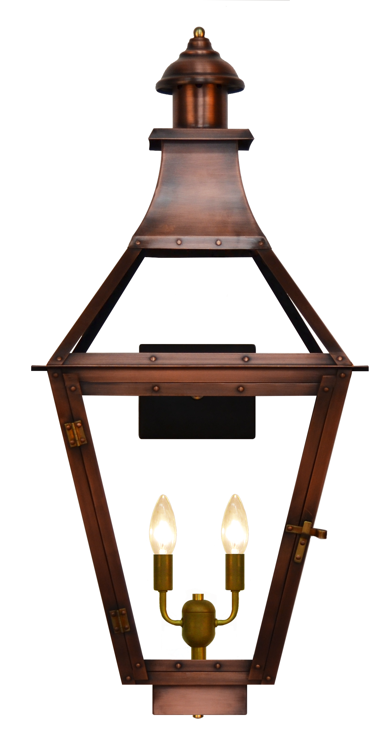 The CopperSmith Creole Gas and Electric Lantern Creole Gas and Electric Copper LanetrnsCR Creole  sc 1 st  Gas Copper Lanterns : coppersmith lighting - www.canuckmediamonitor.org
