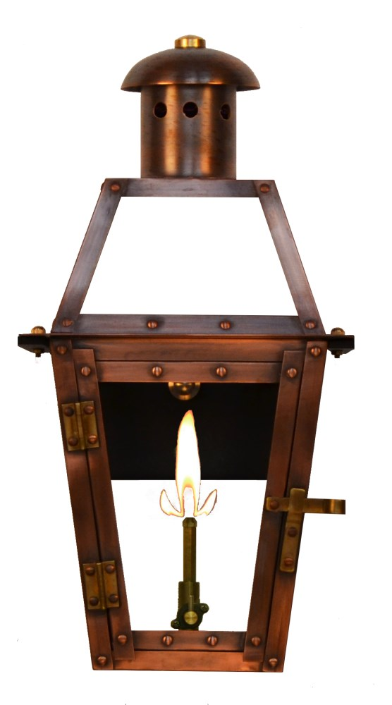 The coppersmith georgetown petite gas and electric lantern the coppersmith georgetown petite gas and electric lantern georgetown 155 petite gas and electric copper lanterngt 15 georgetown 155 petite aloadofball Images