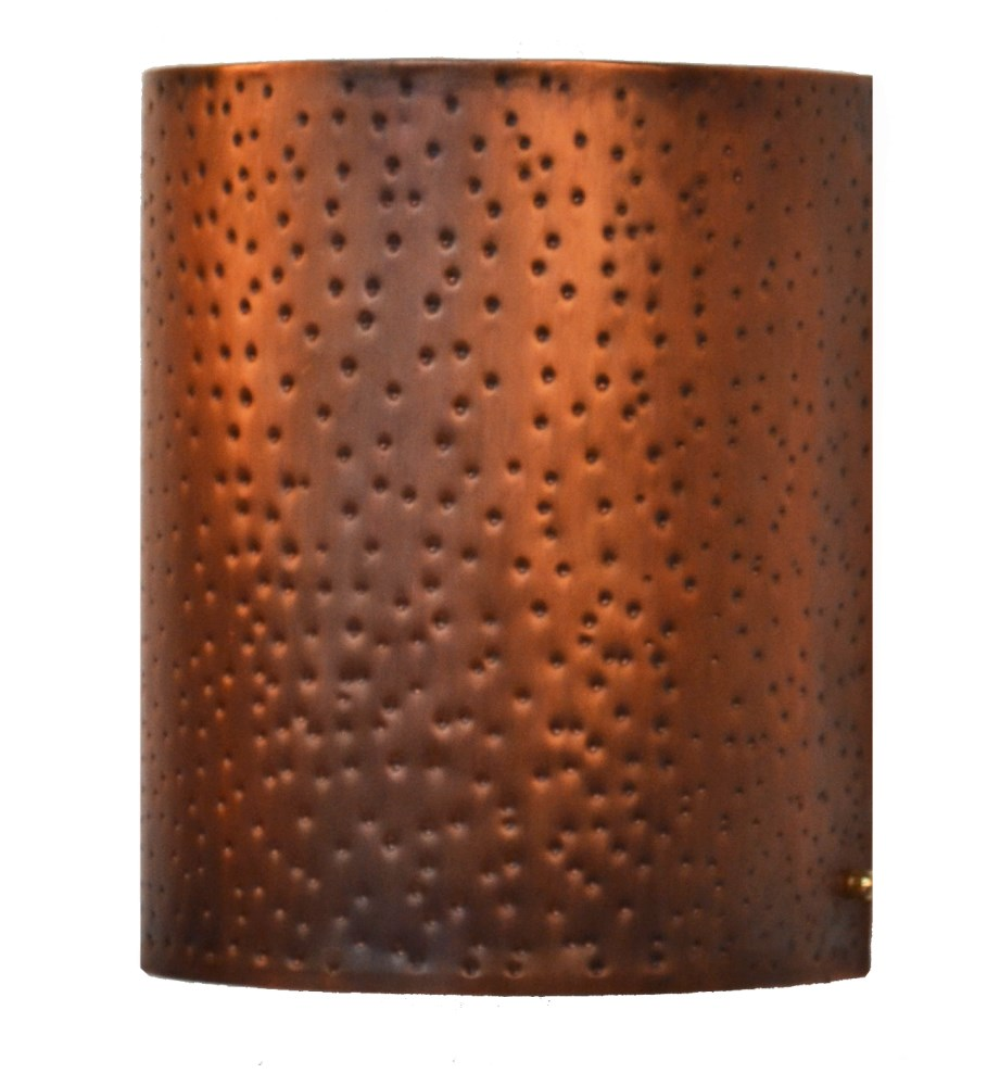 wall by light valley emma polished home free with mitzi copper overstock product sconce hudson accents black garden shipping today